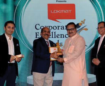 QUALITY EXCELLENCE AWARD conferred to Mis. Bhairaav Group